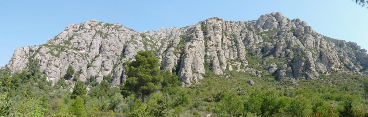 collbató - escalada esportva